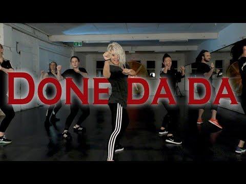 Done Da Da - Massari | Jasmine Meakin (Mega Jam)