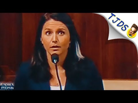 """Here's How To Secure Elections-""""Paper Ballot"""" Bill Introduced By Tulsi Gabbard"""