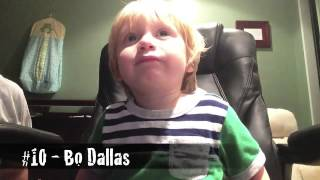 Two-Year-Old Names 20 WWE Themes in TWO MINUTES!!
