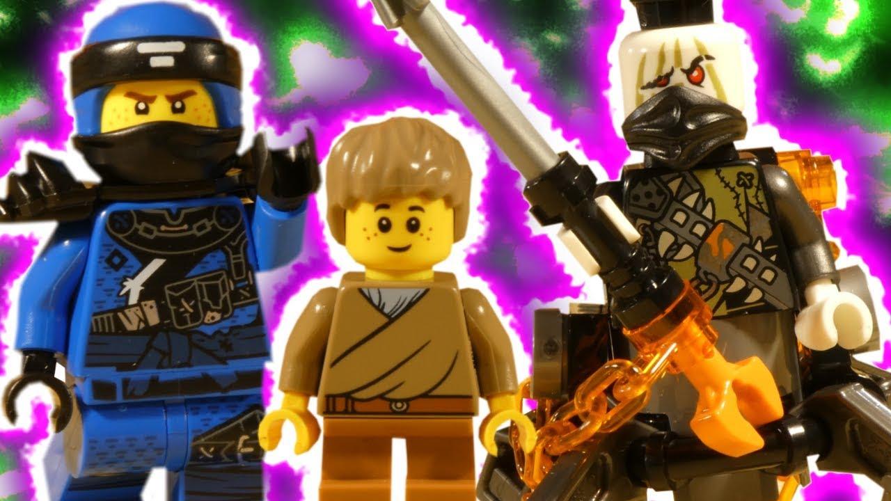 LEGO NINJAGO HUNTED PART 1 - SNEAK PEEK SCENE - THE HUNT BEGINS