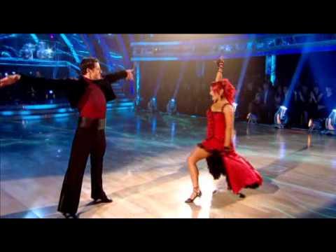 Matt Baker & Aliona Vilani  Paso Doble  Strictly Come Dancing  Week 12  Final