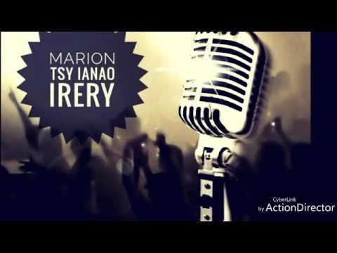 Marion -Tsy ianao irery (Manitra Ravo)