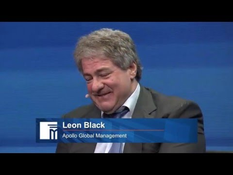 Leon Black, CEO of Apollo Global Management, breaks down successful private equity investing.