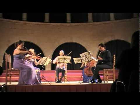 Brahms clarinet quintet I