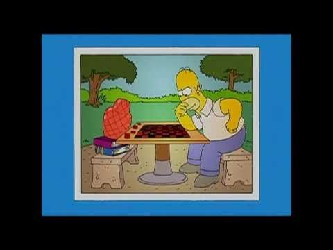 Homer et son jambon