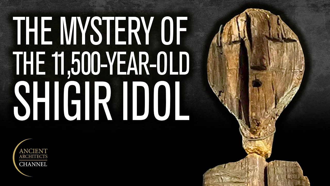 The Mystery of the 11,500-Year-Old Shigir Idol | Ancient Architects