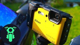 Nikon Coolpix W300 Video Test