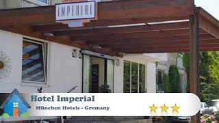 Hotel Imperial - München Hotels, Germany