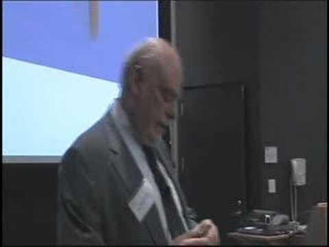 Nanotechnology Town Hall Meeting - Sir J. Fraser Stoddart