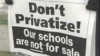 Refuse Privatization Of Our Government