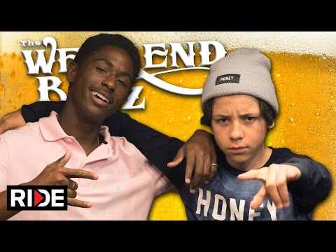 Steven Fernandez & Aramis Hudson: G-Pens, Cavi Club & more! Weekend Buzz ep. 102 pt. 2 from YouTube · Duration:  9 minutes 9 seconds