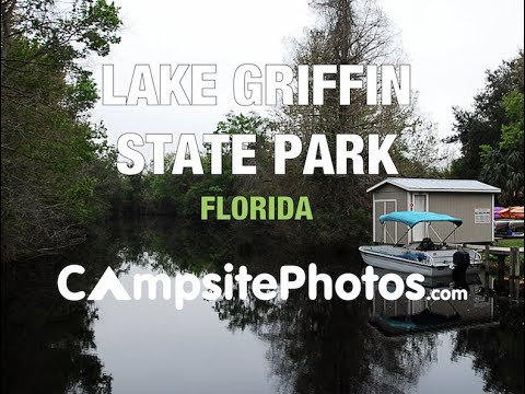 Lake Griffin State Park, Florida