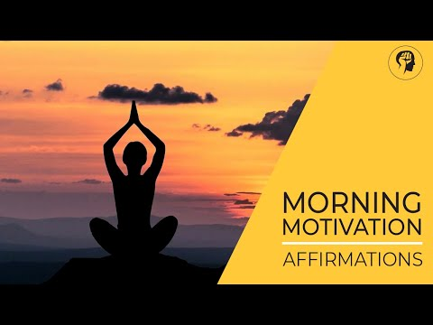 MORNING MOTIVATION AFFIRMATIONS - Today Is The Day Your Life Will Change