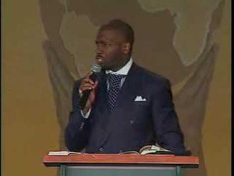 Pastor Jamal Harrison Bryant--A New World Order