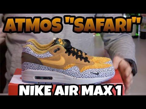 the latest 707c7 ff44d Nike Air Max 1 Atmos