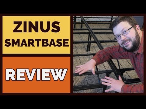 Zinus Shawn 14 Inch SmartBase Mattress Foundation Platform Bed - DETAILED Review