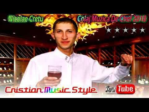Nicolae Cretu - Canta Lautare Pana-n Zori De Zi 2018 (Colaj Muzica De Chef Si Petrecere)