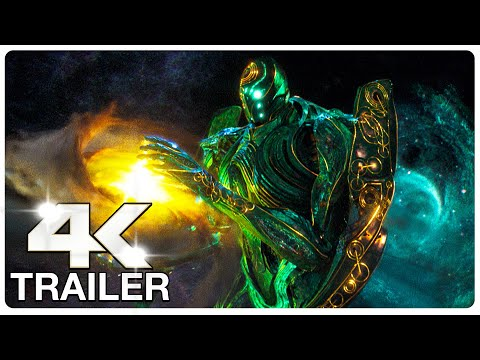 "ETERNALS ""Avengers & Thanos "" : 5 Minute Trailers (4K ULTRA HD) NEW 2021"