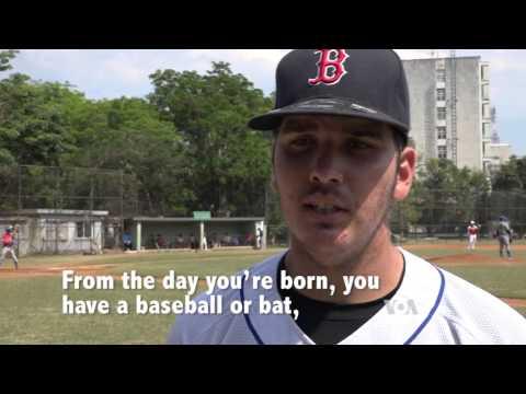 Baseball in Cuba: 'A way of living'