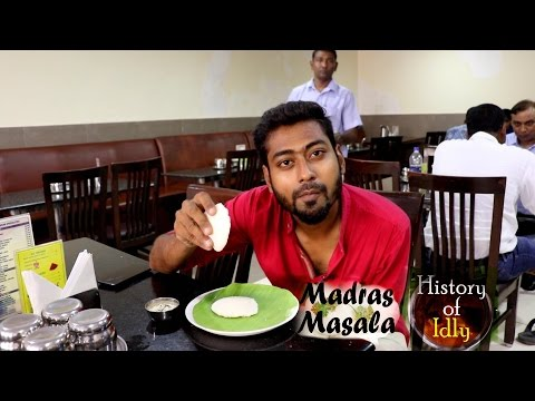 The Story of Idly | Madras Masala Epi 4 | Food Feature | Madras Central
