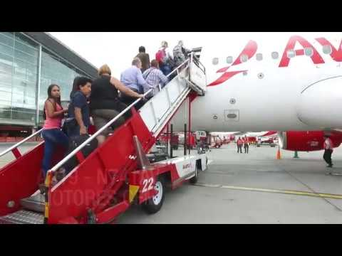 TRIP REPORT | AVIANCA | Airbus 319 | Bogotá (SKBO) - Curaçao (TNCC) | Business Class