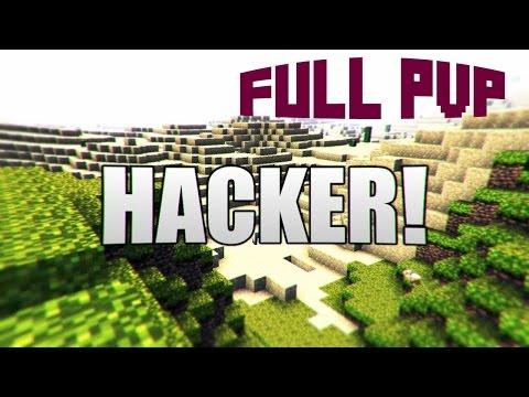Descubriendo hackers en Full PvP | Minecraft No Premium