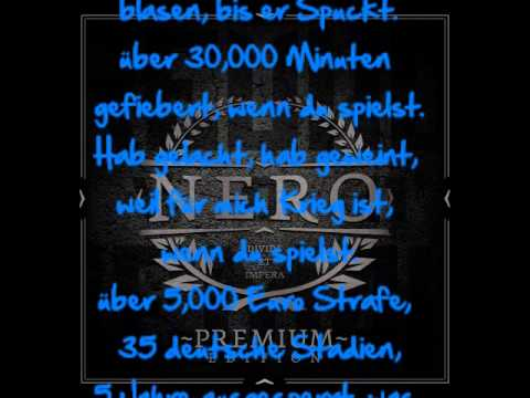 Vega - Intro (Track 1 Nero 2013) NEU Lyrics Deutsche Rap