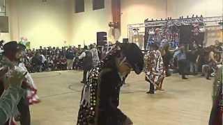 primer, carnaval de santa apolonia teacalco. queens ny 02-11-12 prt. 1