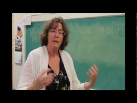 Teacher of the Year Family Service Center Susan Barnes
