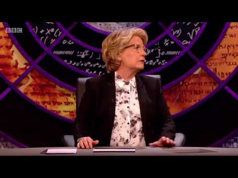 QI XL Series N - Episode 14 Numbers HD CC (29 January 2017)