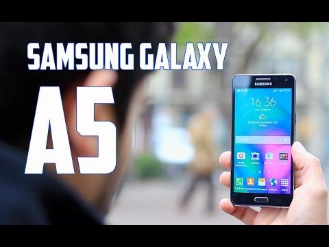 Samsung Galaxy A5, Review en espa�ol