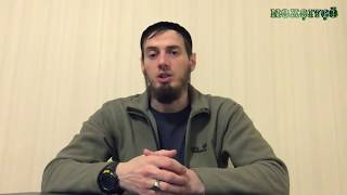 Мансур Садулаев призвал молодёжь Чечни воздержаться от.. СМОТРЕТЬ ДО КОНЦА (на чеченском)