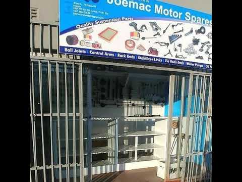 JOEMAC MOTOR SPARES IN HARARE 76 KAGUVI STREET