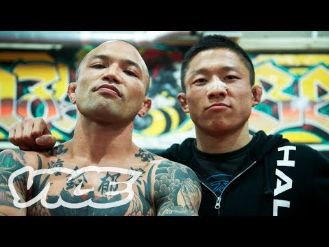 Fightland Ep.2:山本'KID'徳郁 お墨付き!堀口恭司 - Japan's Karate Kid: Kyoji Horiguchi