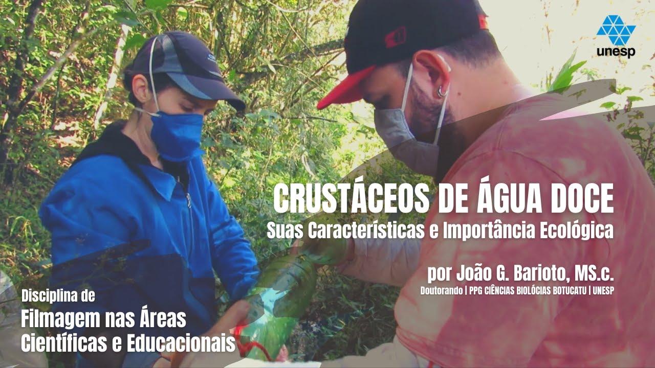 Crustáceos de Água Doce: Características e Importância Ecológica
