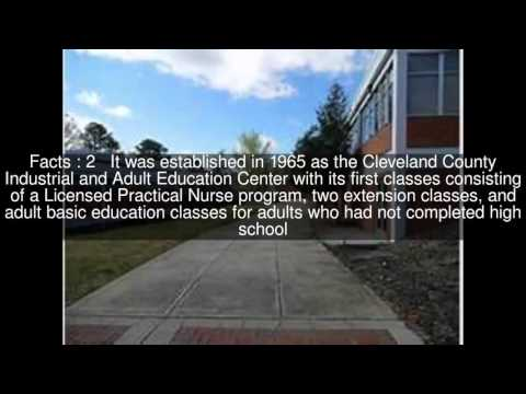 Cleveland Community College Top  #6 Facts