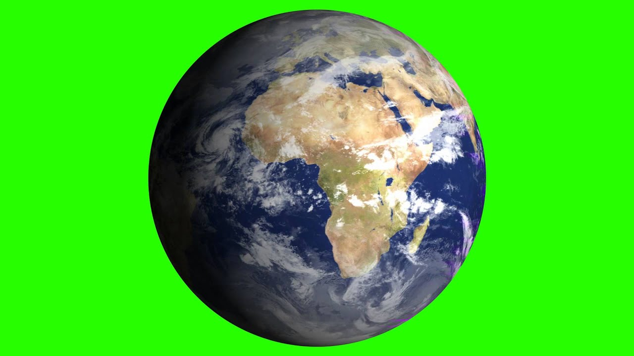 earth animated green screen free royalty footage