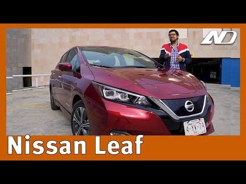 Nissan Leaf - El mejor coche eléctrico... ¿Será?