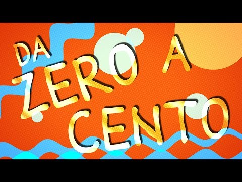 Da zero a cento - Baby k - Canzoni per bambini - Baby cartoons - da 0️⃣ a 1️⃣0️⃣0️⃣
