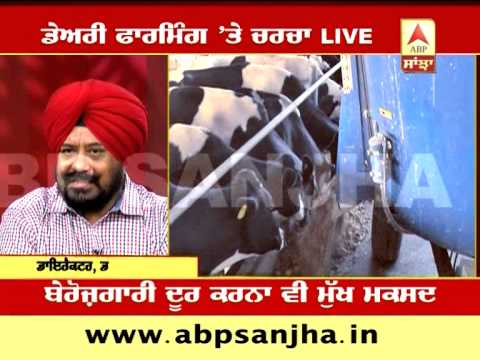 Animal Husbandry Department's services to boost Dairy farming in Punjab