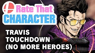 Travis Touchdown - Rate That Character