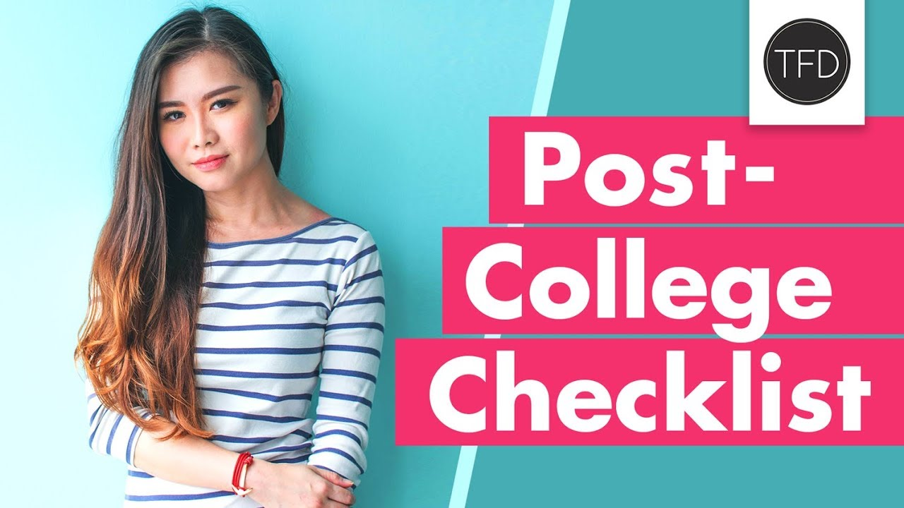 4 Things To Do In The First 6 Months Out Of College | The Financial Diet