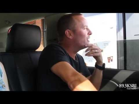 KSBJ Drive Thru Difference with Chris Tomlin