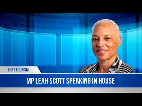 OBA Deputy Leader Leah Scott On LGBT Tourism, March 2018