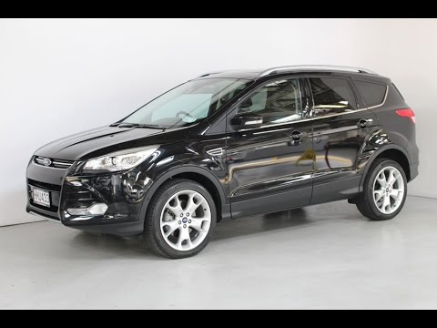 2014 ford kuga titanium ecoboost team hutchinson ford youtube. Black Bedroom Furniture Sets. Home Design Ideas