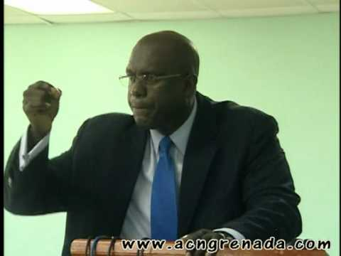 Grenada Newspaper Editor George Worme blasted by Fmr Trade Ambassador Patrick Antoine