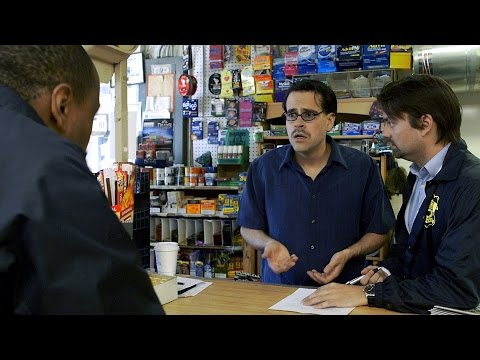 IRS Agents Rob Convenience Store