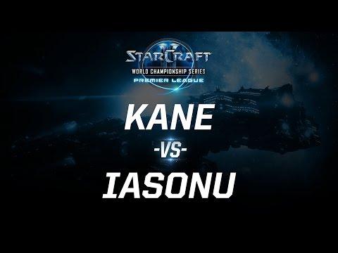 #50 Kane vs #65 iAsonu