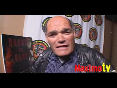 "Irwin Keyes on Monsters and Killers at ""Dahmer vs Gacy"" Wrap Party"