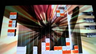Lumines Electronic Symphony - Master mode 1~5